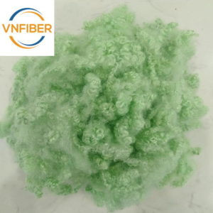 green hollow fiber siliconized